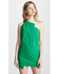 Michelle Mason | One Shoulder Dress | Lyst