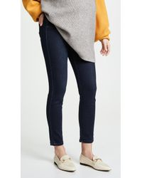 James Jeans Twiggy Ankle Maternity Legging Jeans - Blue