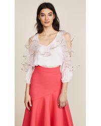 Temperley London | Mineral Top | Lyst