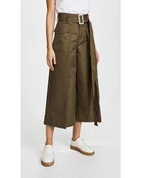 Edition10 - Wide Legged Pants - Lyst