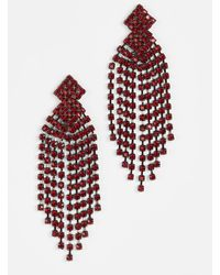 Kenneth Jay Lane | Waterfall Earrings | Lyst