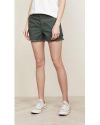 Nili Lotan - Carpenter Shorts - Lyst