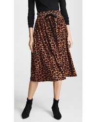 Antik Batik - Gart Skirt - Lyst
