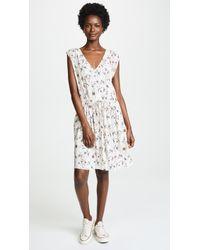 Velvet - Offred Mini Dress - Lyst