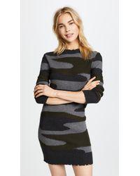 Pam & Gela - Bondage Jumper Dress - Lyst