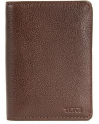 Tumi | Nassau Gusseted Card Case | Lyst