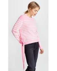 Zadig & Voltaire - Franny Stripe Sweater - Lyst