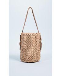 PAMELA MUNSON - Isla Bahia Basket Bag - Lyst