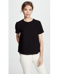 Jenni Kayne - Crepe T-shirt - Lyst