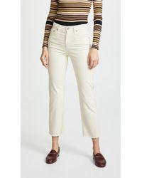 AG Jeans - Rhett Corduroy Trousers - Lyst