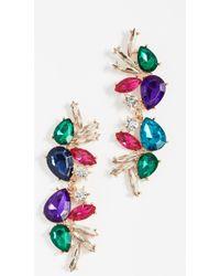Shashi - Liliana Drop Earrings - Lyst