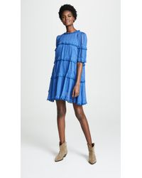 Étoile Isabel Marant - Lyin Dress - Lyst