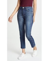 AMO - Babe Piping Jeans - Lyst
