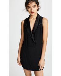 BB Dakota - She Means Business Tuxedo Dress - Lyst