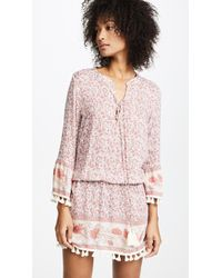 Cool Change - Pippa Sienna Rose Tunic - Lyst