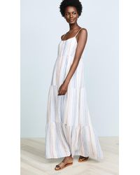 Splendid - Arco Iris Stripe Dress - Lyst