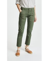 Citizens of Humanity - Leah Cargo Trousers - Lyst