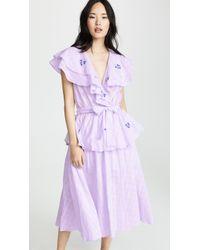 Innika Choo - Pi Fürlunche Dress - Lyst