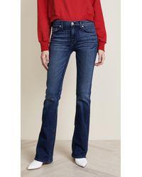 Hudson Jeans - Drew Mid Rise Boot Cut Jeans - Lyst