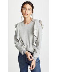 A.L.C. - Keller Sweatshirt - Lyst