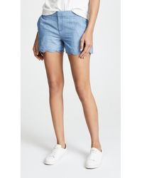 Club Monaco - Amber Shorts - Lyst