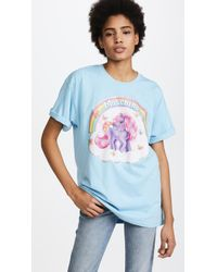 Moschino - Oversized My Little Pony Tee - Lyst