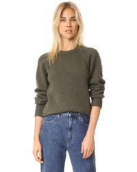 A.P.C. | Pull Stirling Sweater | Lyst