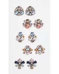 BaubleBar - Shine On Stud Earrings Gift Set - Lyst