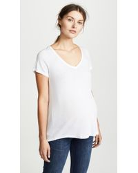 HATCH - The Fitted Vee Tee - Lyst