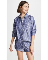 Three J Nyc - Emily Pj Set - Lyst