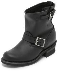 Frye - Engineer 8r Boots - Lyst