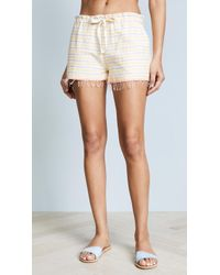 lemlem - Yodit Shorts - Lyst