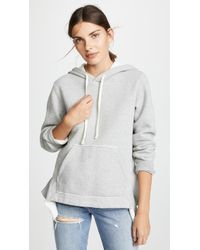 CLU - Assymetrical Paneled Pullover - Lyst