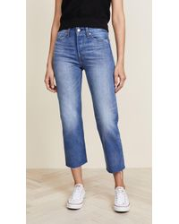 Levi's - Wedgie Straight Jeans - Lyst