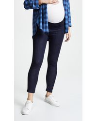 James Jeans - Twiggy Ankle Maternity Jeans - Lyst
