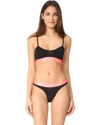 Baja East - X Related Garments Bra - Lyst