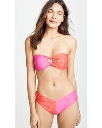 Paper London - Florentine Bikini Top - Lyst