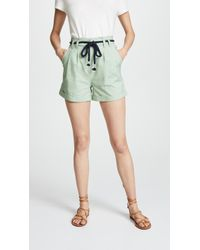 EVIDNT - Trouser Shorts - Lyst