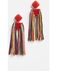 Sachin & Babi - Dupio Tassel Earrings - Lyst