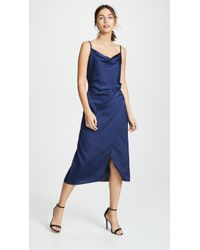 Re:named - Maddy Slip Dress - Lyst