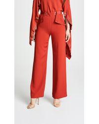 Dion Lee - Folded Pocket Pants - Lyst