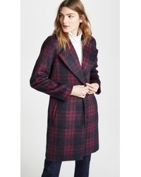 Cupcakes And Cashmere - Aldean Coat - Lyst