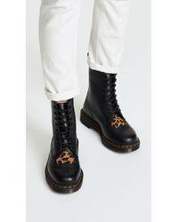Dr. Martens - Bentley Ii Hrt Brogue Boots - Lyst