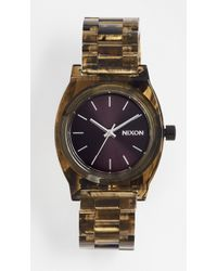 Nixon - Medium Time Teller Watch, 35mm - Lyst