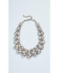 BaubleBar - Updated Kew Collar Necklace - Lyst