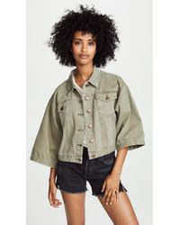 One Teaspoon - Military Rembrant Jacket - Lyst