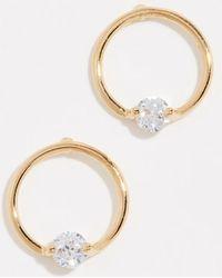 Cloverpost - City Earrings - Lyst