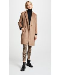 Cupcakes And Cashmere - Fayola Coat - Lyst