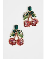 Shourouk - Lolita Earrings - Lyst