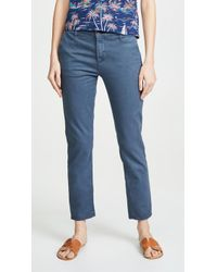 AG Jeans - The Caden Tailored Trousers - Lyst